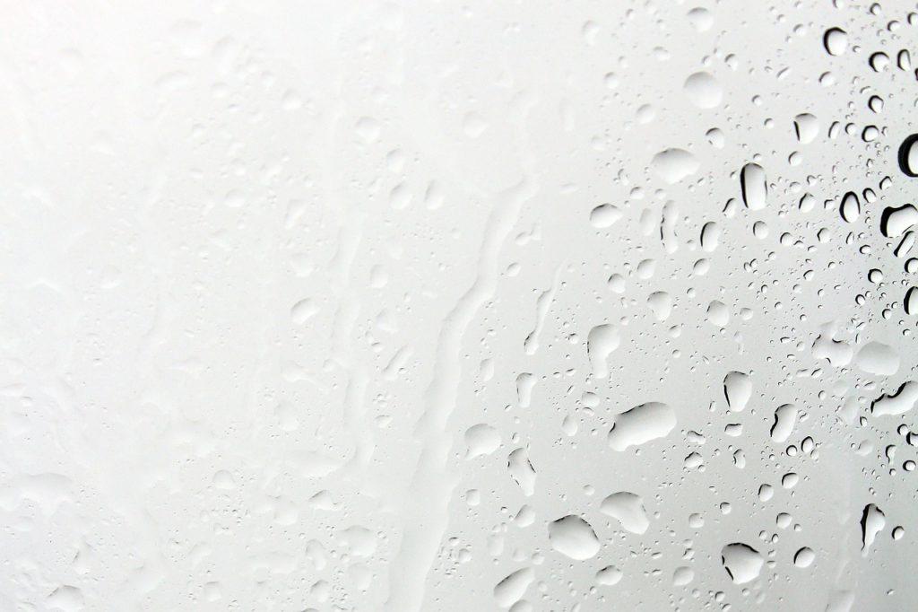 Feuchtigkeit im Auto