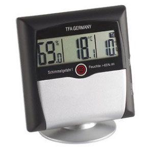 Feuchtigkeitsmessgerät von Drostmann, Hygrometer