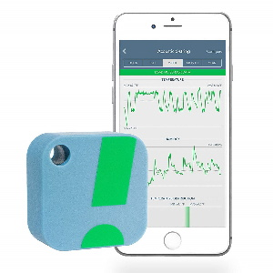 Hygrometer mit App Anbindung